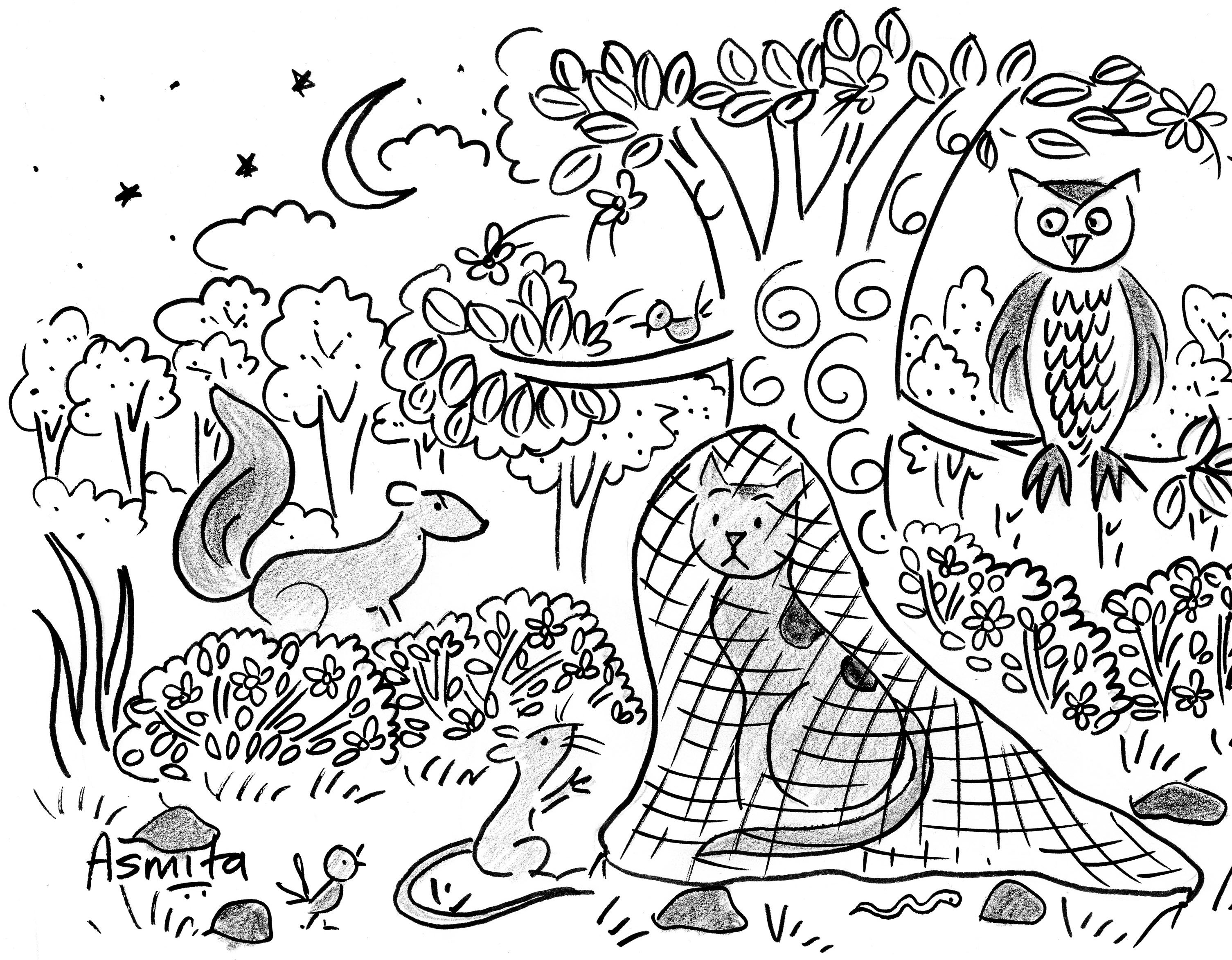 MAHABHARATA STORY CARTOON April2013