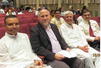 Sharma, Srinivasa et al at Gandhi Day