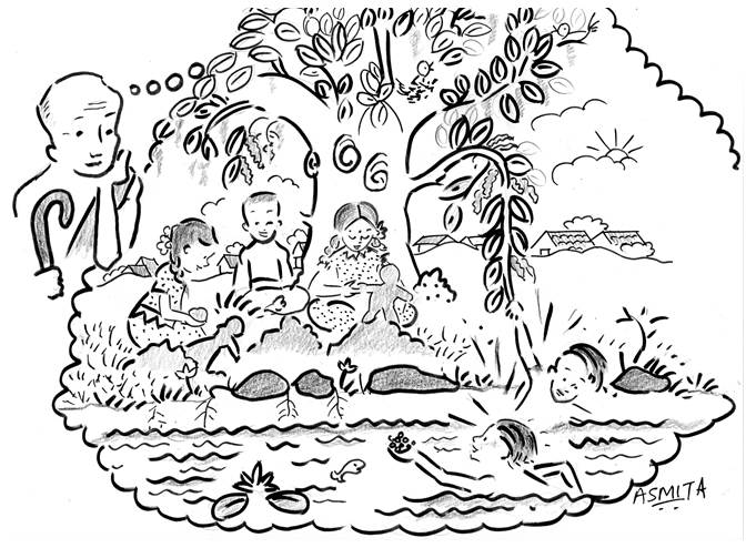 Puranaanooru cartoon