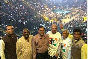 Doshi Gang at MSG Picture