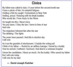 Civics Poem
