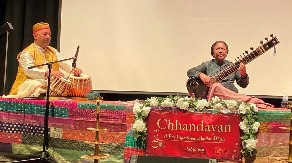 This image has an empty alt attribute; its file name is Khan-and-Chatterji-sitar-stage-1-1024x573.jpg